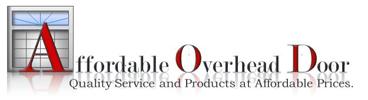 Affordable Overhead Door